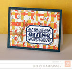 Thanks is For Giving by Kelly Rasmussen