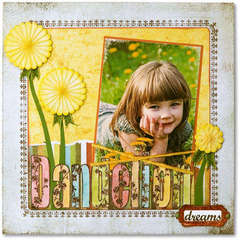 Technique Tuesday Dandelion Dreams