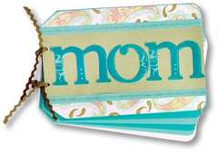 Mom Tag Book