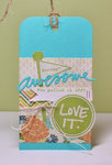 Awesome Love It Tag