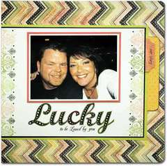 Lucky Bo Be Loved By You