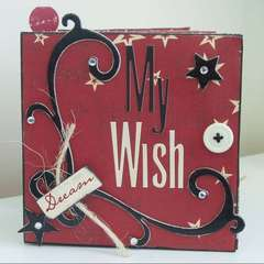 My Wish Front Cover (Rusty Pickle Amazing Race)