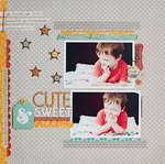 Cute & Sweet {Studio Calico Memoir}