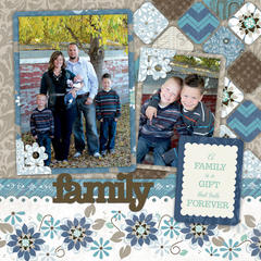Family featuring the Taupe Capri Collection from Adornit