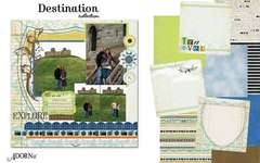Destination from Adornit with Carolee's Creations