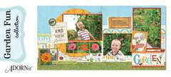 Introducing the new Garden Fun Collection from Adornit