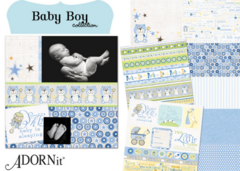 Introducing the Baby Boy Collection from Adornit