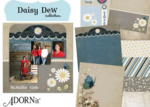Daisy Dew Collection from Adornit
