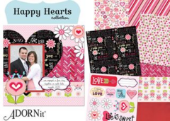 Happy Hearts Collection from Adornit