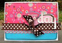 Happy Day using Pink Hoot by Adornit