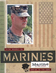 Marine to the Bone/Marine to the Core