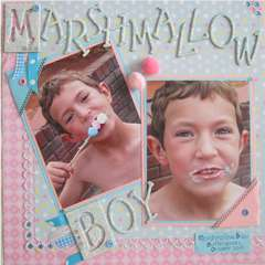 Marshmallow Boy