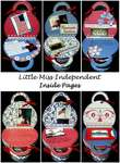 Little Miss Independent {Inside pages}