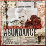 Abundance ***Petaloo***