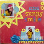 one sunny smile