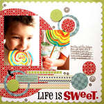 Life is Sweet (OCTOBER AFTERNOON)