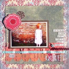 Quiet (Cocoa Daisy)