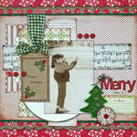 Merry Memories **My Creative Scrapbook**