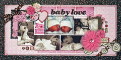 Baby Love **Bo Bunny**