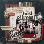 The Best of Times **Bo Bunny**