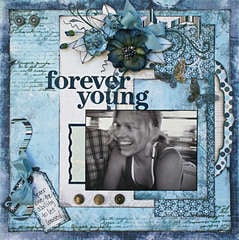 Forever Young  **BO BUNNY**