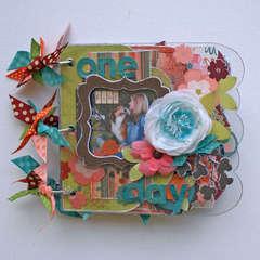 One Fine Day ***Bo Bunny Mini Edgy Album***