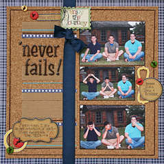 Never Fails!