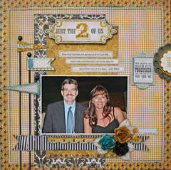 Just the Two of Us **Scrapbooking and Beyond**