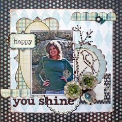 You Shine **My Creative Scrapbook**