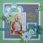 Oh Happy Day ** New Bo Bunny**