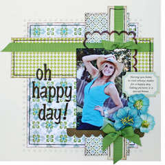 Oh Happy Day!  ***Scrapbooking and Beyond***