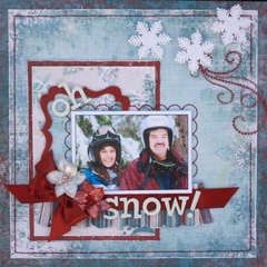 Oh Snow! **Scrapbooking and Beyond**