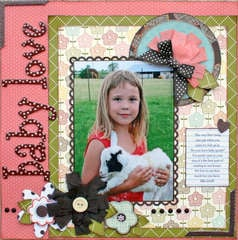 Baby Love-Scrapbooking and Beyond Cover