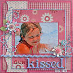 Sun Kissed-Scrapbooking and Beyond