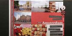 Reminisce Passports Amsterdam Page