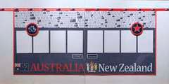Reminisce Passports Australia/New Zealand pages