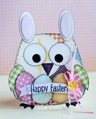 Easter Owl!