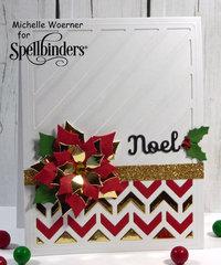 Noel Christmas card