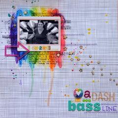 Dash in the Bassline