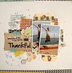 Thankful - *Glitz Design*
