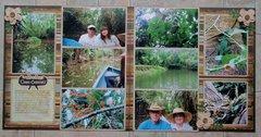 Gone Canoeing, Costa Rica
