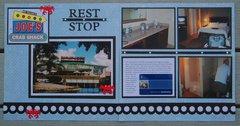 Rest Stop, Baton Rouge, LA