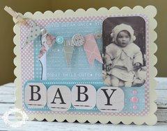 Baby Wall Hang