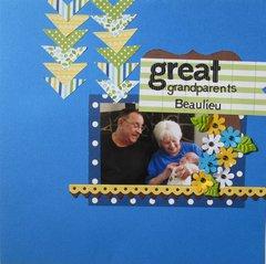 Great Grandparents Beaulieu