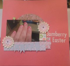 Jamberry Easter