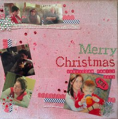 Merry Christmas Vanviegan family 2013