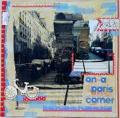 On a Paris Corner
