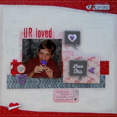 UR loved *Sketch-N-Scrap*