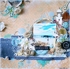 Beach Memories *Maja Design/Dusty Attic*
