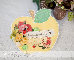 *Handmade with Love* Apple